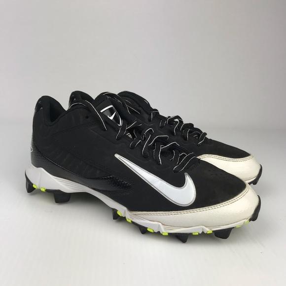c711bdea841 Nike Huarache Keystone Low Baseball Cleats - Sz 7.  M 5bcf917b6197451d975e9702